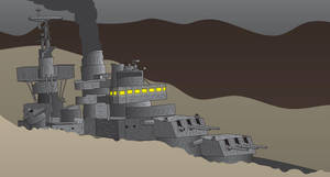the Burrow (FOE location idea) by billy2345