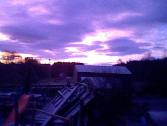 Daylight in the morning 1 (24th January 2014) by 24silverthehedgehog