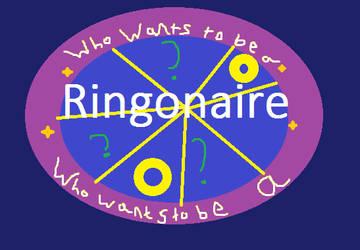 Ringonaire Logo by 24silverthehedgehog