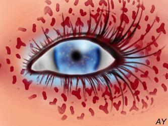 Mystique Eyes by FairyWish23