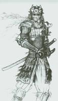 Samurai by AznUnderdoG