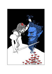 Tamarind 2 (The Blue Beard) by trungles