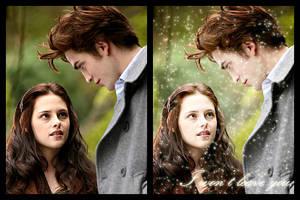 Twilight makeover by GuldeDK