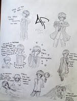 Artemis Fowl: TAC Moments by aZnNinjaPanda