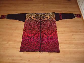 My Phoenix Sweater by liralenli