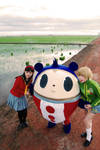 That Fuzzy Feeling - Persona 4 by teruteru-bozu
