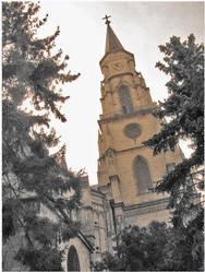 Spre divinitate by Cluj