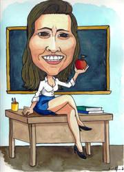 teacher by zema71