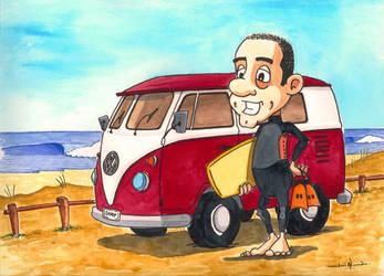 surf trip by zema71