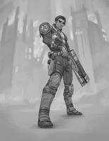 Fallout 4 by DavidVargo