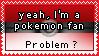 Pokemon Fan by AssClownFish