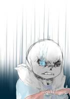 You're gonna die, kid... by Eleo-choco
