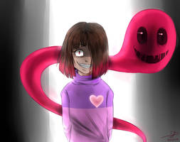 Glitchtale - Betty by Eleo-choco