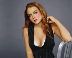 Lindsay Lohan, Hypno KO'd by SleepyGirlsManip
