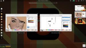 Desktop 31 01 2013 Overview by xterminador
