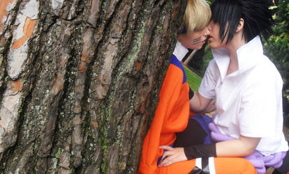 SasuNaru: Love in the forest by Smexy-Boy