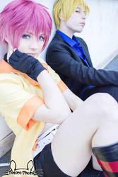 Gravitation: Yuki and Shuichi by Smexy-Boy