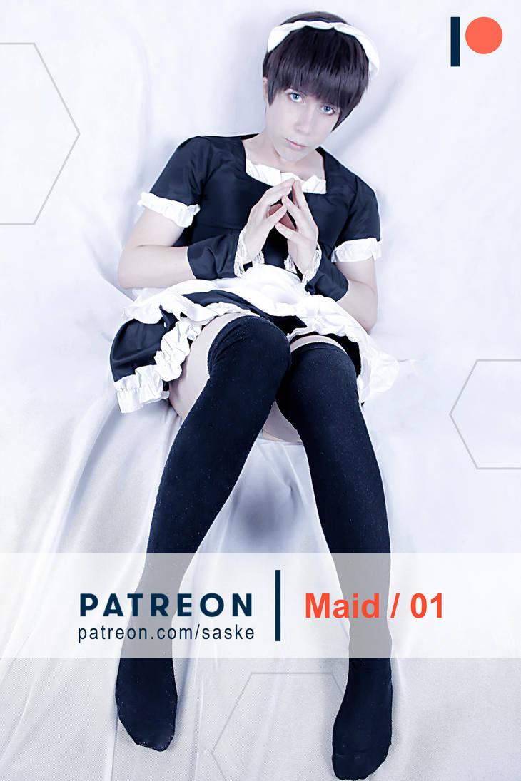 Shinji Maid by Smexy-Boy