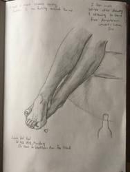 Lanas legs  by CrAzYHoBo949