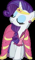 Rarity - Gala Dress by Chromadancer
