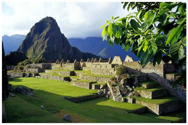 Machu Pichu - abandoned by tK78