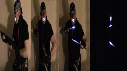 OC cosplay Dreamshade 4 (WIP) by gentleEvan