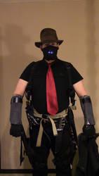 Dreamshade cosplay Ready for War by gentleEvan