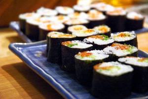 Sushi by plasticsummer