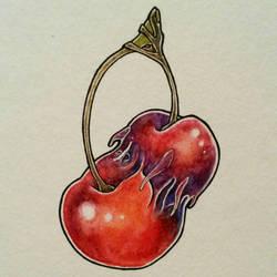Monsterfruit #4 Cherry by MusiKasette