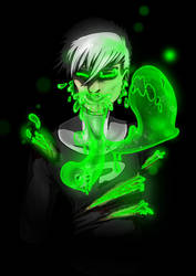 Danny Phantom Wicketkeeper by MusiKasette