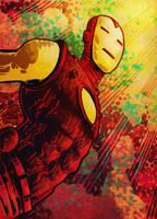 iron man1 by laseraw