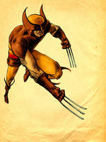 wolverine 2 by laseraw