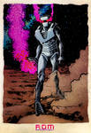 ROM spaceknight by laseraw