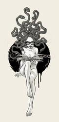 Medusa by aleksandracupcake