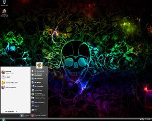 My Desktop by KoolGamesXZ