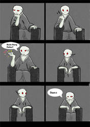 Voldemort's idea by Cashe132