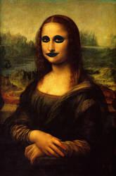 Mona Vaquita by goldenliontamarin
