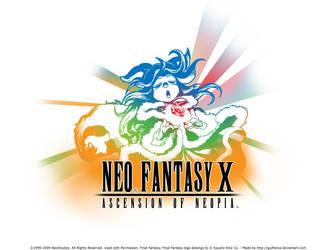 Neo Fantasy X by guifisilva