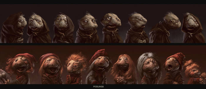 Podlings! Podlings! Podlings! by BMacSmith