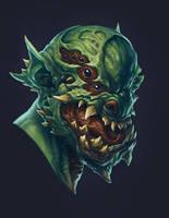 Green Goblin by BMacSmith