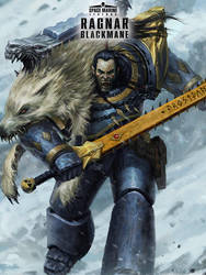 Ragnar Blackmane by BMacSmith