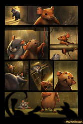 Scurry Page 5 (no speech yet) by BMacSmith