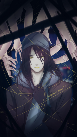 [Contest Entry] - The Puppeteer (Creepypasta) by DepravationCP