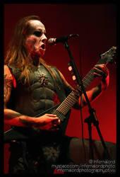 Behemoth - Nergal II by Infernalord