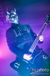 Ghost - Nameless Ghoul IV by Infernalord