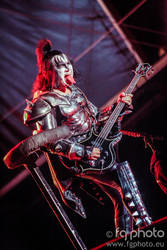 Kiss - Gene Simmons III by Infernalord