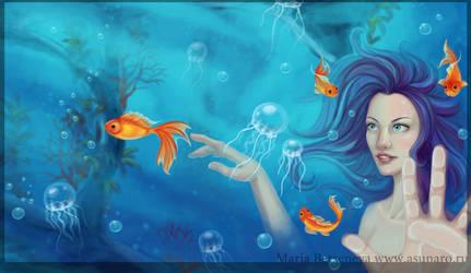 Underwater by Asunaro