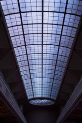 Glass ceiling by Michiromori