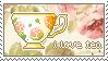 I love TEA stamp by RRRAI