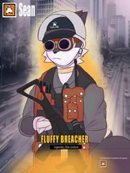 Fluffy Breacher by Shin-nammon